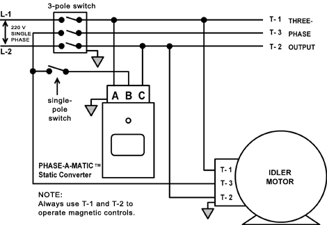 [ZTBE_9966]  Static Converters On Phase-A-Matic, Inc. | 3 Phase Converter Wiring Diagram |  | Categories On Phase-A-Matic, Inc.